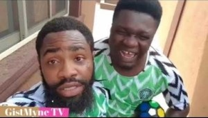 Video: Woli Arole and Asiri – Open to The Book of Super Eagles